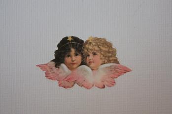Klistermärke änglar 10-pack -