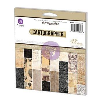 Cartographer 6x6 paperpad -