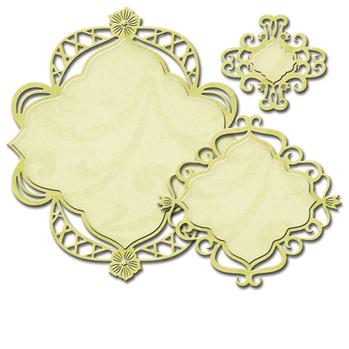 Nestabilities Decorative Fancy Diamond S4-527 -
