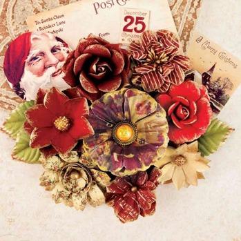 PRIMA MARKETING A VICTORIAN CHRISTMAS -