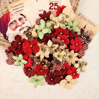 PRIMA MARKETING A VICTORIAN CHRISTMAS - RUDOLPH´S NOSE -