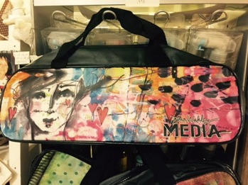 Dina Wakley Media Accessory Bag -
