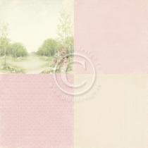 Spring fairies - Easter Greetings - 6x6