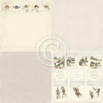 Angels in a row - Glistening Season - 6x6