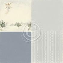 Peacefulness - Glistening Season - 6x6