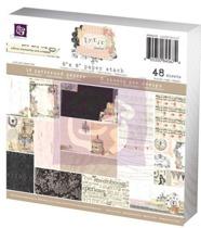 Lyric 6 x 6 paper pad