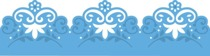 MARIANNE DESIGN BORDER - FLOWERS ARTIKELNUMMER: LR0387
