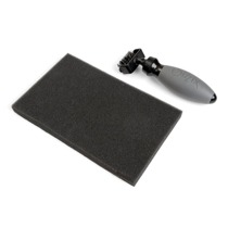 SIZZIX SIZZIX DIE BRUSH & FOAM PAD FOR WAFER-THIN DIES 660513