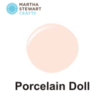 Hobbyfärg matt Porcelain Doll