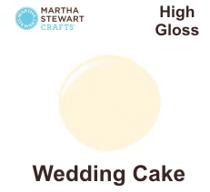 Hobbyfärg blank Wedding Cake