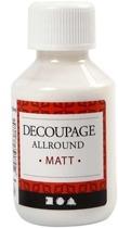 Decoupage matt 100 ml