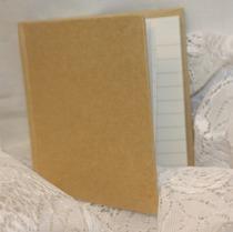 Skrivbok 7,5x10,5 cm