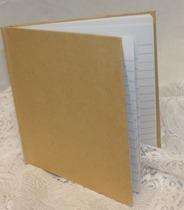 Skrivbok 10x10 cm