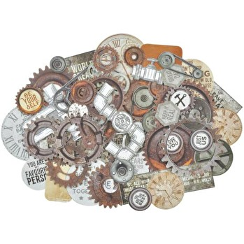Kaisercraft Collectables Cardstock Die-Cuts - Factory 42 -