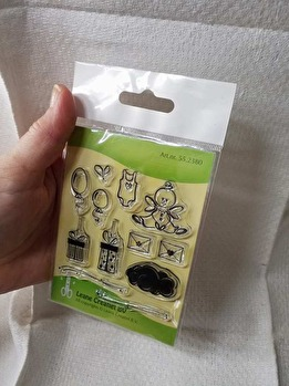 Clearstamps mini -