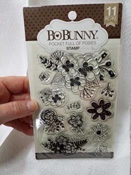 Clearstamps från BoBunny -