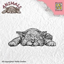 Clear Stamps Animals Kitten ANI009