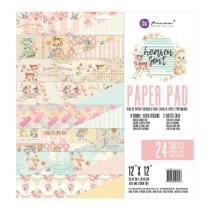 Prima Paper Pad 12X12 24/Pkg - Heaven Sent 2
