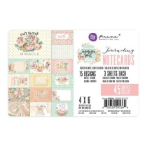 Prima Journaling Cards 4X6 45/Pkg - Heaven Sent 2