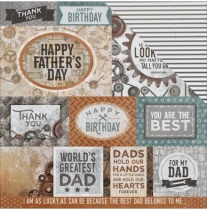 Kaisercraft Factory 42 Double-Sided Cardstock 12X12