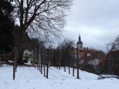 Övre vingården nyårsafton 2012