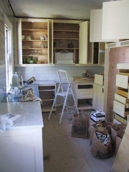 Inflytt i köket