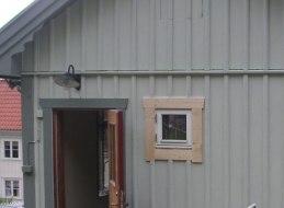 Nytt fönster till ny toalett