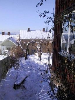 2:an med staketet kvar (mars 2001).