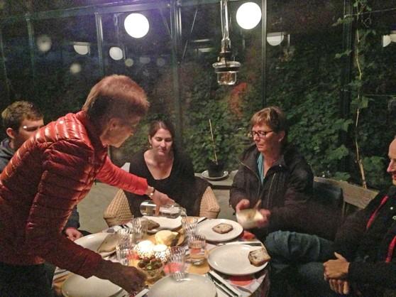 Grillkväll i paviljongen 21 sep.