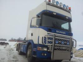 Scania Lastbil