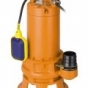 Dränbar skärande pump - Hart 1100 SQC
