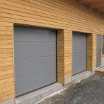 Garage i lärkträ Saltsjö-Duvnäs