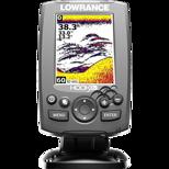 Lowrance HOOK-3x med 83/200 givare