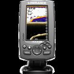 Lowrance HOOK-4x Mid/High/DownScan™