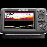 Lowrance HOOK-7x Mid/High/DownScan™