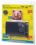 BlueSea Mini Add-A Battery Plus 12v /220V 10A Laddare