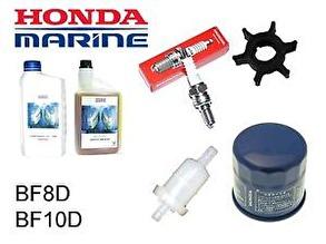 Honda Marine Service Kit BF 8D 10D