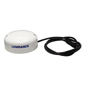 Lowrance Point-1 GPS/Glonass Antenn med elektronisk kompass.
