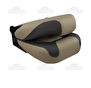 SPRINGFIELD OEM SERIES FOLDING HIGH BACK BOAT SEAT