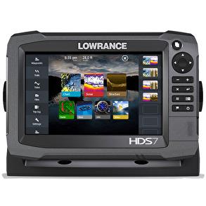 Lowrance HDS-7 Gen3 utan givare