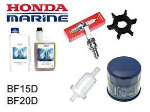 Honda Marine Service Kit BF15 BF20