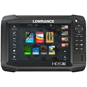 Lowrance HDS-7 Carbon TotalScan