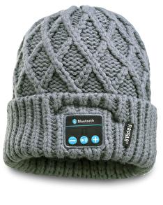 Bluetoothmössa Grå
