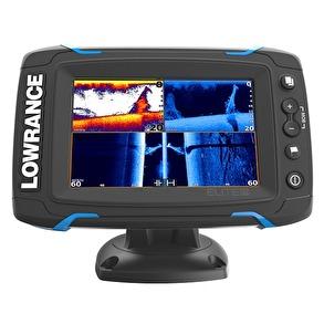 Lowrance Elite-5 Ti Mid/High/DownScan™