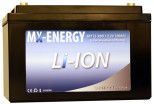 12V 100Ah MX Energy Li-ion (LiFePO4)