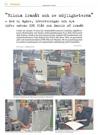 KPK i tidningen Maskinoperatören NR.4 Maj 2013
