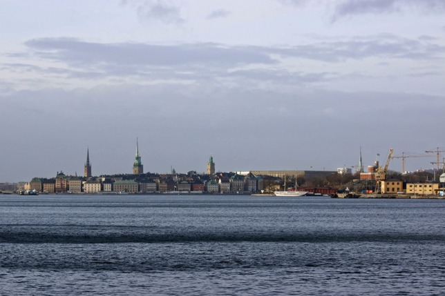 Vackra Stockholm