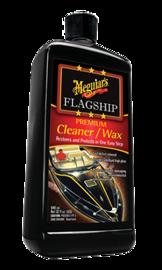 En cleaner och wax för högsta glans