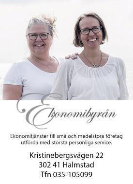 Ekonomibyrån i Halmstad - ekonomitjäsnter till små och medelstora företag utförda med största personliga service.