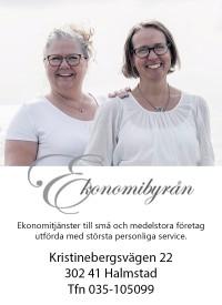 Elisabeth Svensson på Ekonomibyrån Flygstaden i är en auktoriserad redovisningskonsult & företag i Halmstad med deklaration